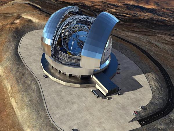 Unexplored depths: the world's largest telescope will peer ...