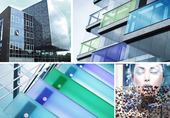 The most cutting edge tecglass technology at glass expo for Cutting edge technology news