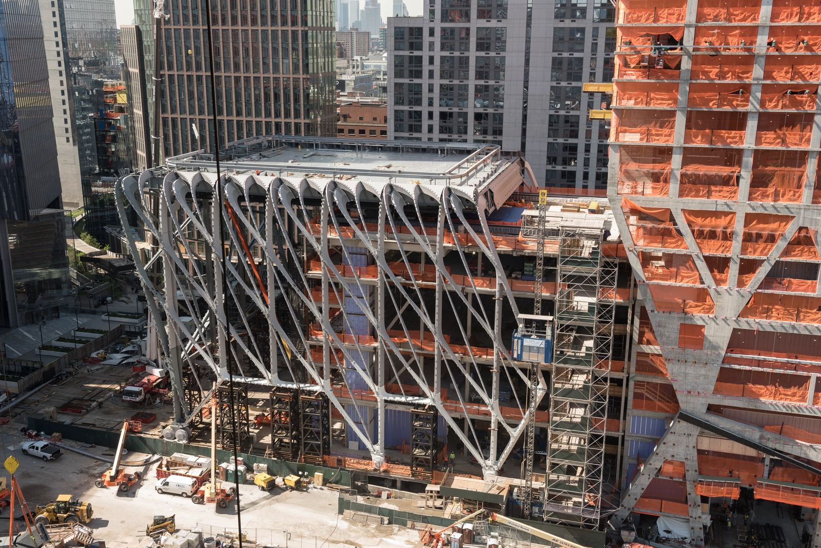 Diller Scofidio Renfro The Shed A New Center For