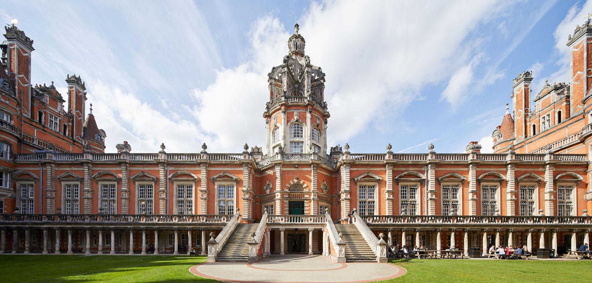 Colorminium Project Royal Holloway University