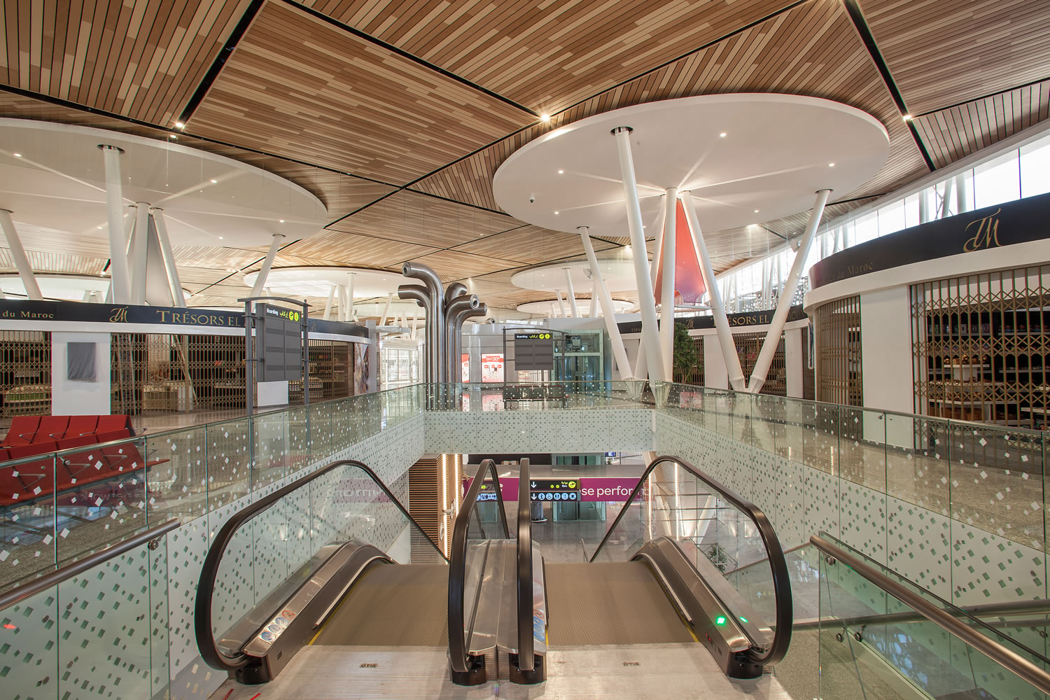 Marrakech Airport Is Wrapped In Tvitec Eco Efficient Glass