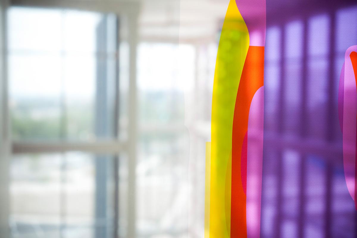 Mind, Body & Soul: Functional Art Enlivens University
