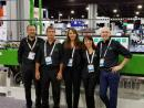 Participation to GlassBuild America 2017