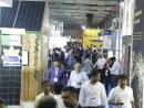 Intersolar India 2017 welcomed more than 13,000 best quality solar professionals despite surprising rainfalls during draught season