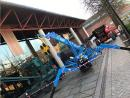 Old meets new as Hird Group mini crane works at Hull museum
