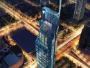 Construction begins on Poland's tallest tower designed by Foster + Partners