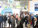 Full halls at the first digitalBAU. Around 10,000 visitors came to the premiere in Cologne.