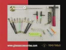 Glass Accessories Int'l at GlassBuild America