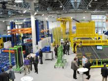 HEGLA presents innovative, automated and cutting solutions live at the Glasstec