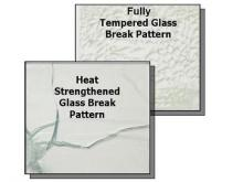 Benefits of Heat Tempering vs. Heat Strengthening of Glass