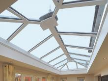 Saint-Gobain Building Glass has further enhanced its popular collection of conservatory roof glass, with the introduction of Azura+