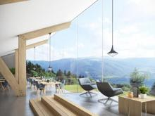 Discover the beauty of a frameless window: Thermobel Scena by AGC