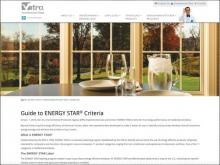 Vitro Architectural Glass launches online ENERGY STAR information guide for residential windows