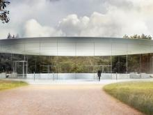 Frener & Reifer Project: Steve Jobs Theater