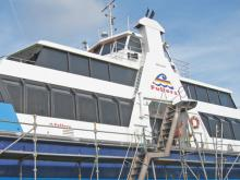 ClearShield Eco-System™ technology of choice to restore & durably protect glass on fleet of ferries in New Zealand