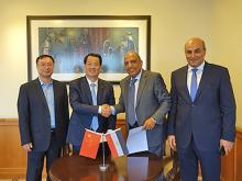 CTIEC Signs General Contract of Float Glass Project in Egypt