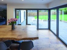 Seven Design Features of Bi-fold Doors