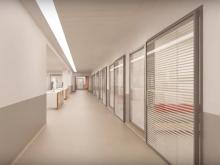 Dumfries & Galloway Royal Infirmary – A Between Glass Blinds Case Study