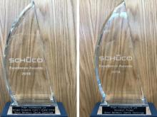 Prism Triumph at The 2018 Schuco Excellence Awards