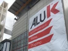AluK's SL50 façade defeats hurricane testing at the Building Future Lab conference