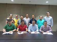 CTIEC Signs General Contract of Philippines Rolled Glass Project