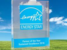 ​Eastman Recognized as an ENERGY STAR® Partner of the Year for the Seventh Time