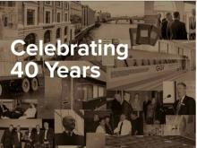 GGF celebrate its 40th anniversary