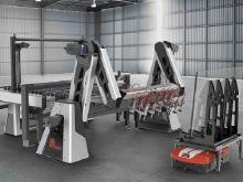 Grenzebach introduces a new tin-air speed stacker – the first to be virtually optimized