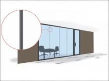 New opportunities – POLFLAM BR butt-joint glass in curtain walls