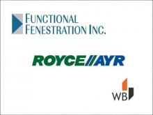 Functional Fenestration, EZ-WinDoor and Royce//Ayr Cutting Tools