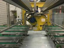SOLO-PLUS™ most compact footprint ever for fully automatic straight–line seaming / arrissing