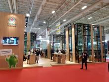 Şisecam Flat Glass Presented its New High-Tech Products in Eurasia Glass 2018