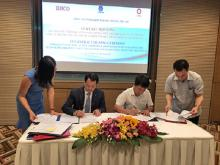 Triumph Group signs a series of project agreements of glass in Vietnam