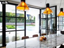 AluK Specified for Stunning Belgian Home