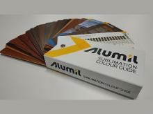 ALUMIL's Enhanced Durability Sublimation Colour Guide