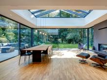The Biophilic Benefits of NanaWall Opening Glass Walls