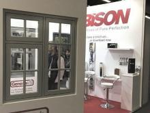 Bison Frames Successfully Showcases Genesis at Harrogate HBR Show