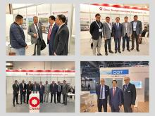 Triumph Group appears in glasstec 2018