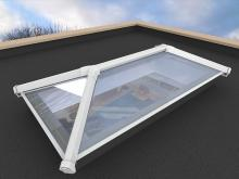 "Double R Launches ""R-Light"" roof lantern"
