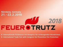 POLFLAM takes part in the FeuerTRUTZ Fair in Nuremberg for the first time