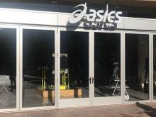 Project Spotlight: 17-04-258 Folding Glass Wall Storefront