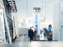 Forel displays a complete glasswork at glasstec '18