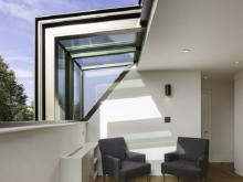 Glazing Vision: Contemporary orangery with bespoke rooflights transforms family home
