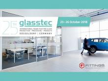 G-FITTINGS at Glasstec