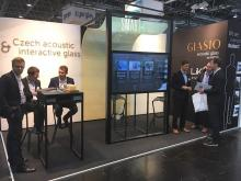 LIKO-S: Greetings from Glasstec trade fair