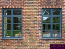 Make the most of the growing market for Crittall®-style steel-look windows with Heritage 47 windows from Everglade