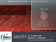 China Glass is coming: meet Mappi Experience