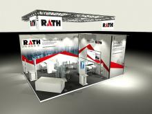 RATH presents its refractory expertise for the glass industry at Glasstec