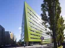 Sapa windows used again on final phase of landmark Newcastle student accommodation