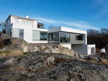 Schueco building report private home Sweden